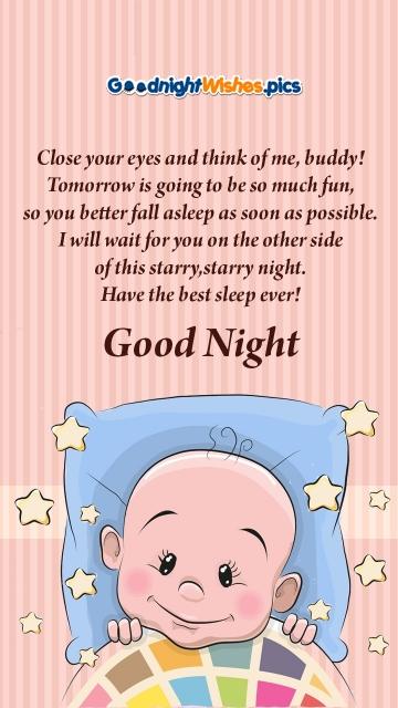 Have The Best Sleep Ever! Good Night