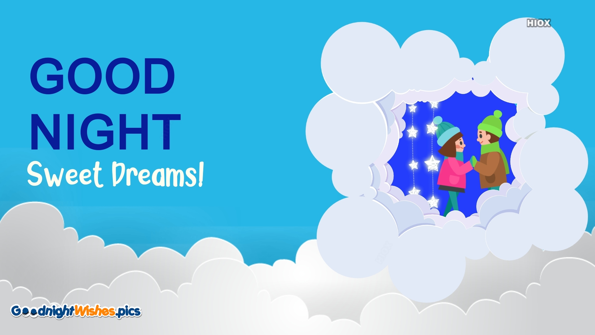 Creative Good Night Wishes