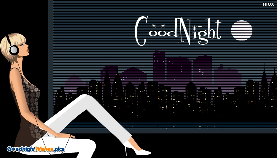 Cute Goodnight Wishes - Good Night Wishes for Friends