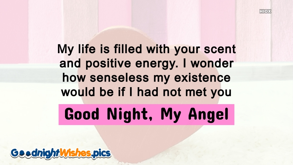 Emotional Good Night Wishes