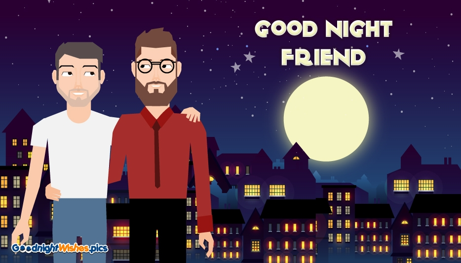 Funny Good Night Wishes for Friends @ Goodnightwishes.pics