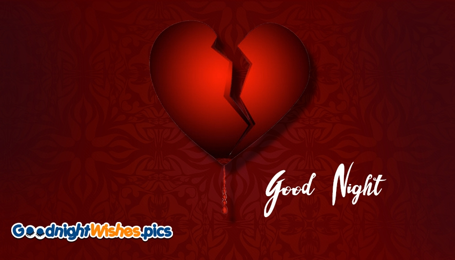 Good Night Heart Touching Quotes