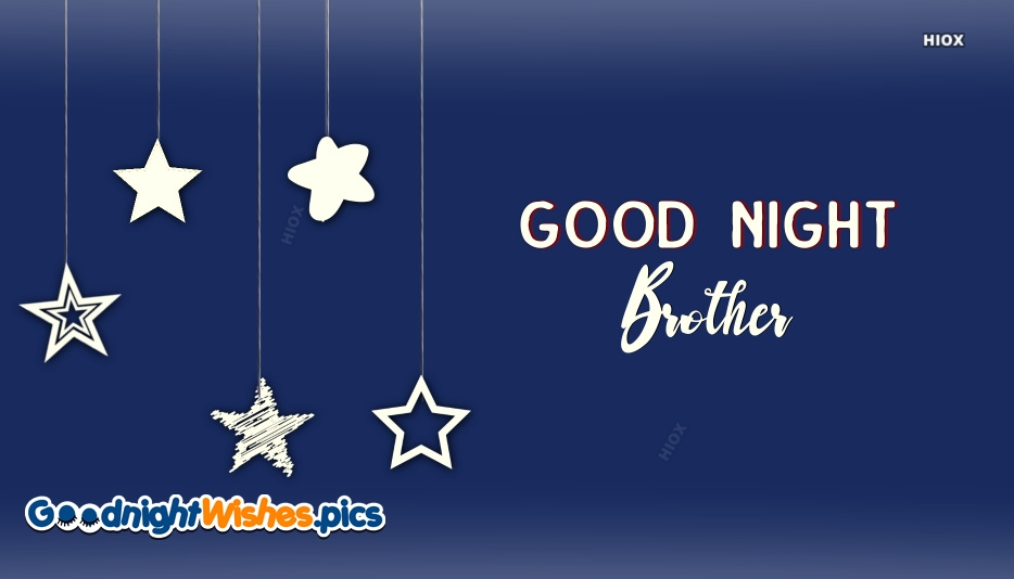 Good Night Brother Image Download