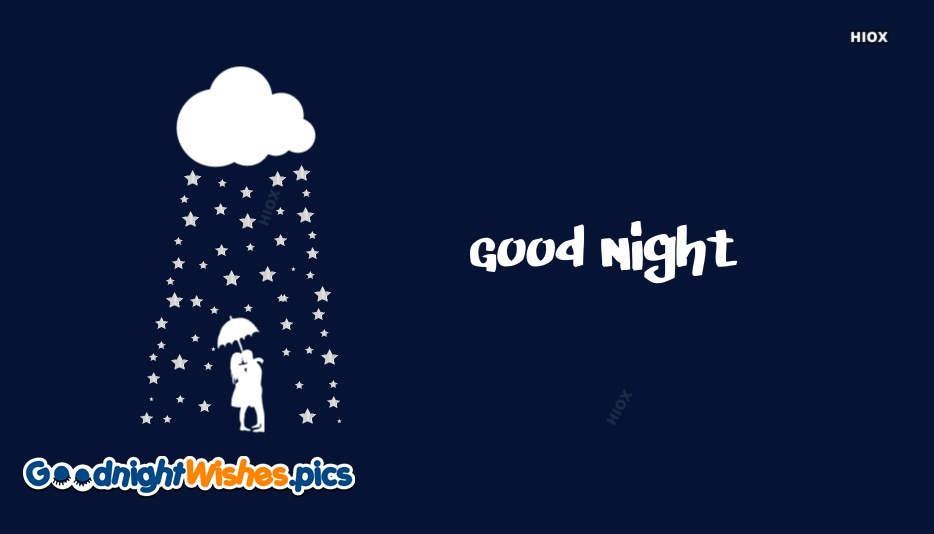 Good Night Cartoon Couple Images