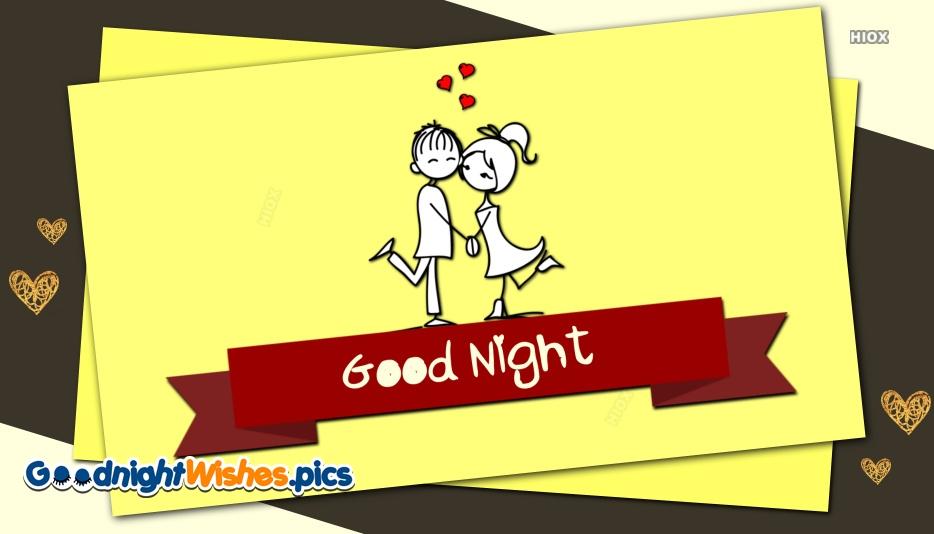 Good Night Couple