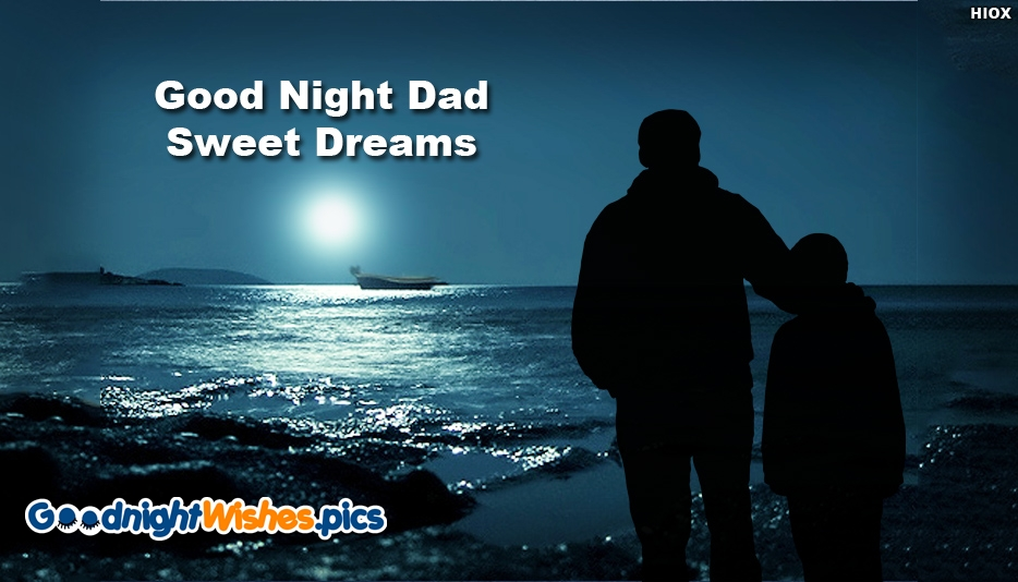 Good Night Wishes for Father