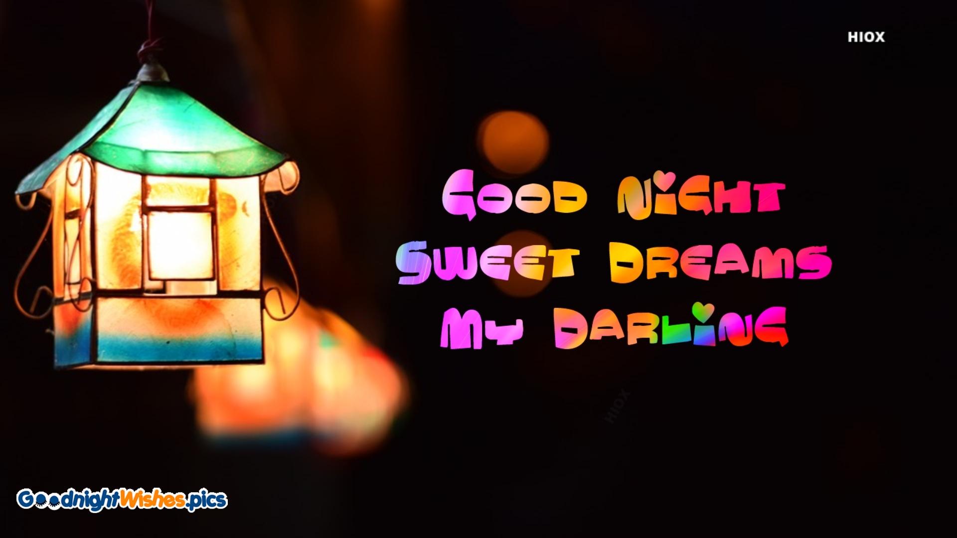Good Night Darling Love