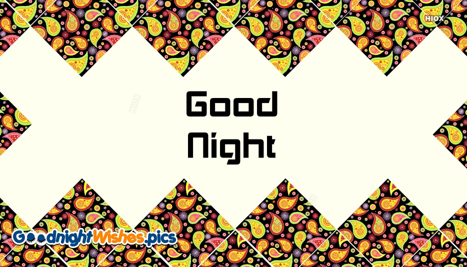 Good Night Design Images, Photos