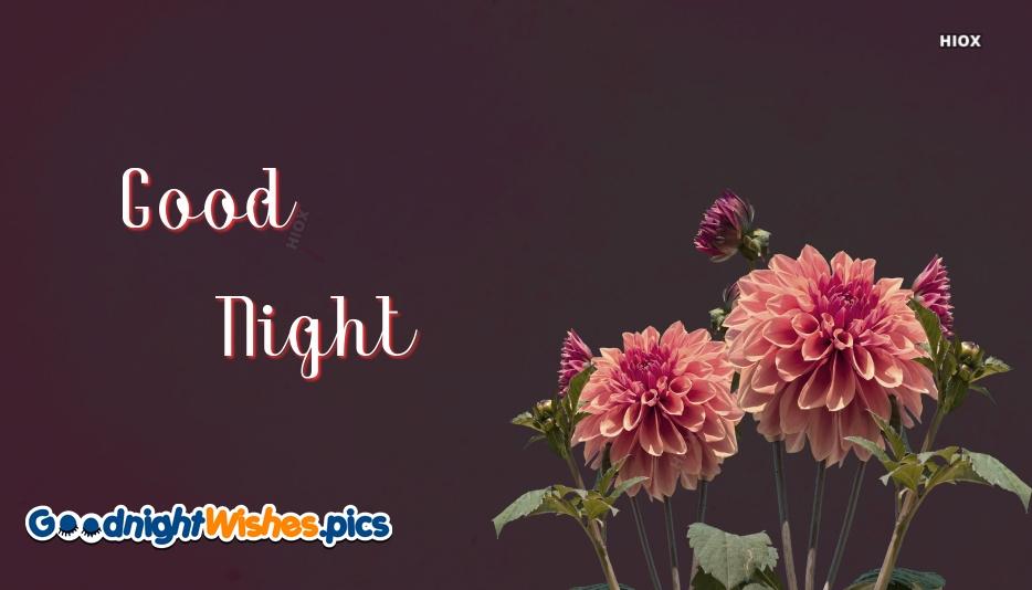 Good Night Facebook