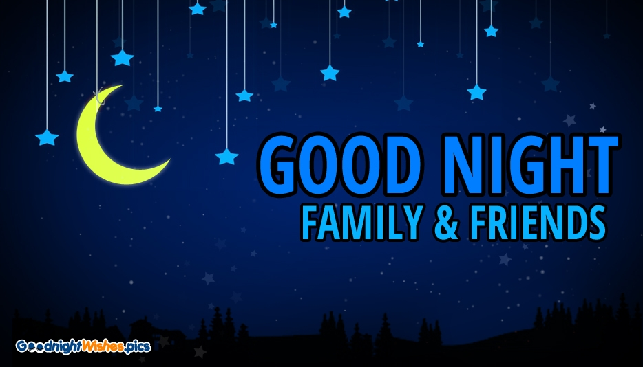 Good Night Wishes Hd Wallpapers Free Download
