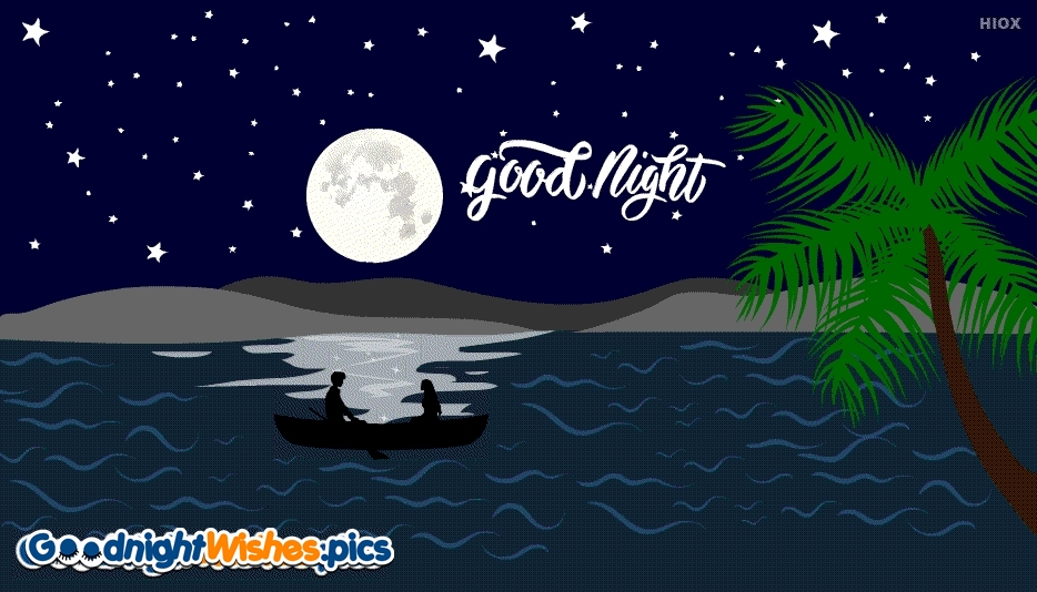 Good Night Gif Wallpaper
