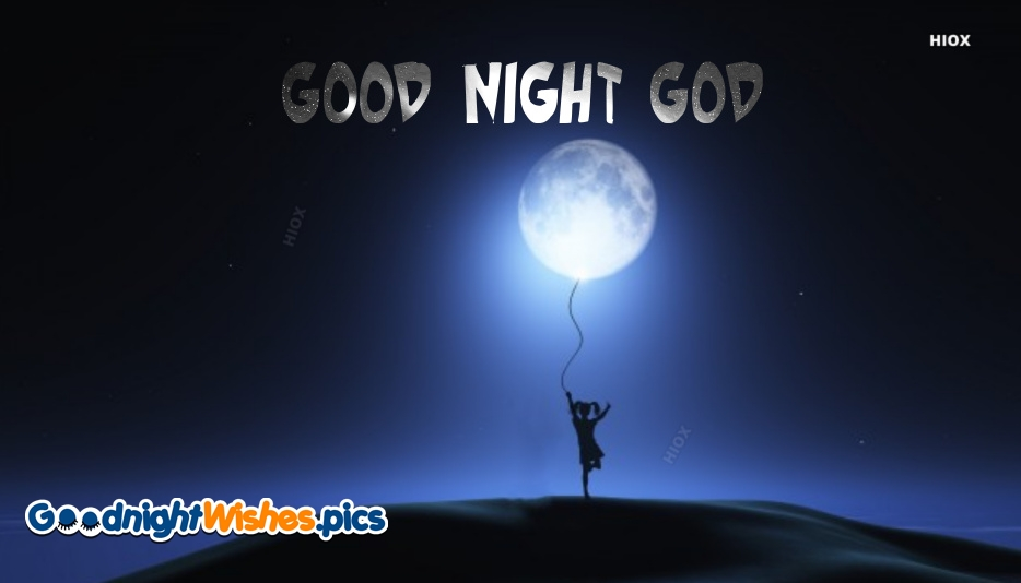 Good Night God Images, Pictures
