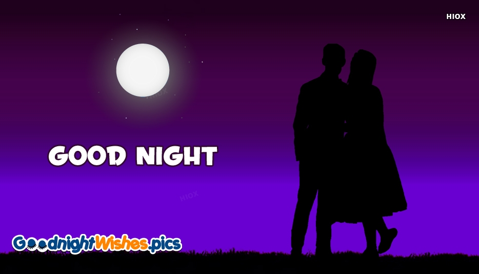 Good Night Husband and Wife