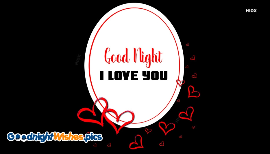 Good Night I Love You