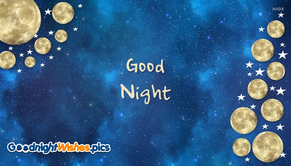 Good Night Glitter Images, Pictures