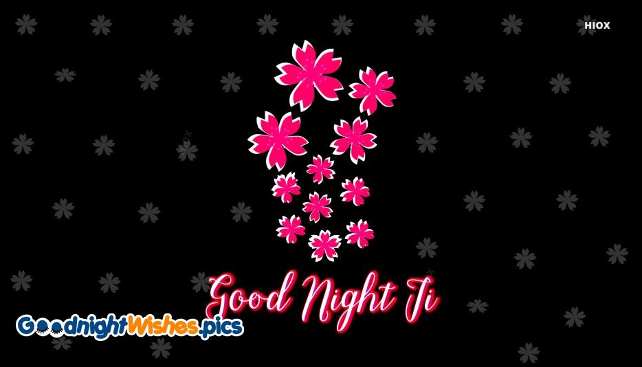 Good Night Ji