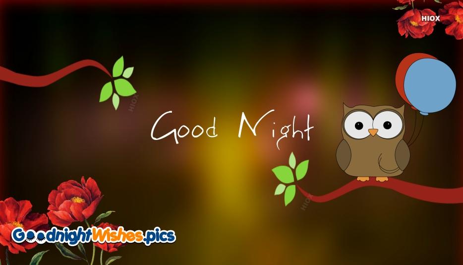 Good Night Ka Photo