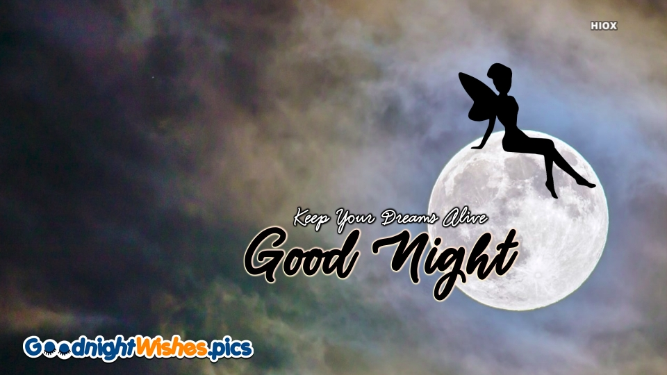 Good Night Wishes for Inspiring