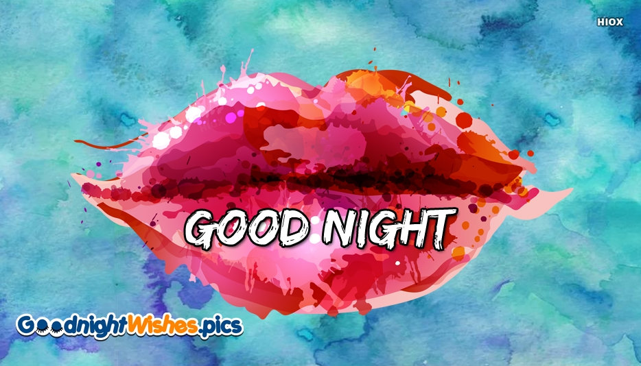 Good Night Wishes for Romantic