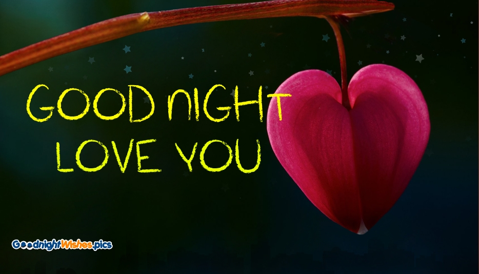 Good Night Love You @ GoodNightWishes.pics