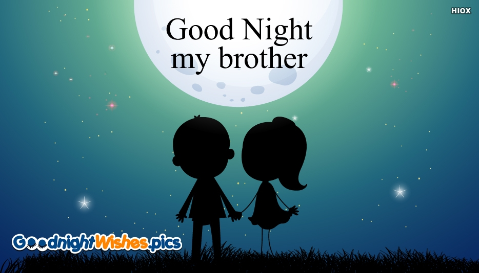 Good Night My Brother