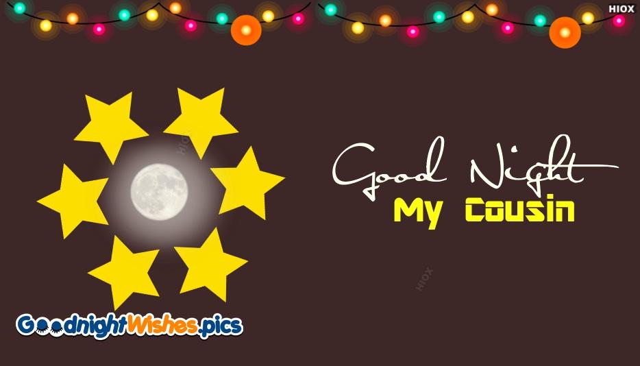 Good Night My Cousin