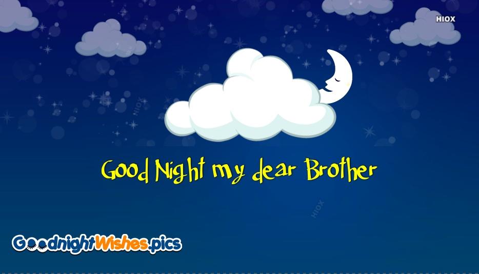 Good Night My Dear Images