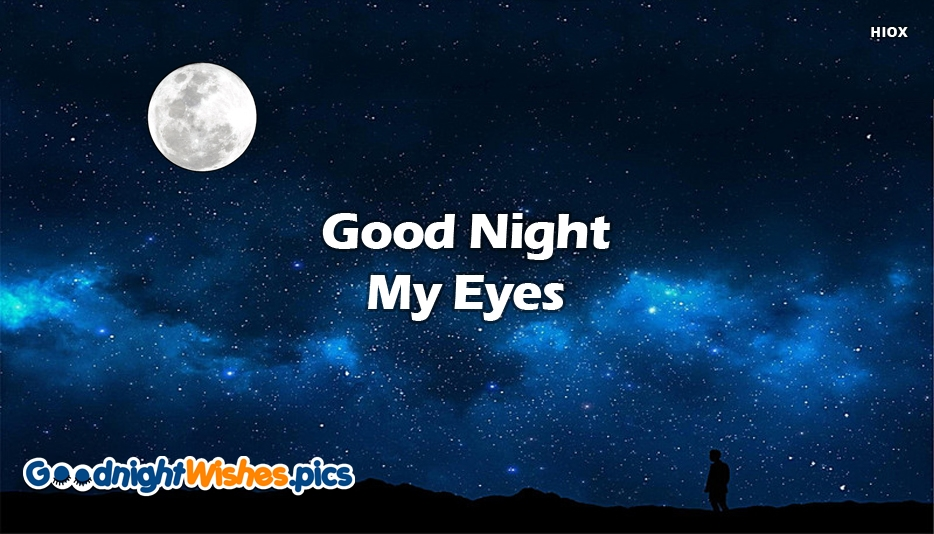 Good Night My Eyes