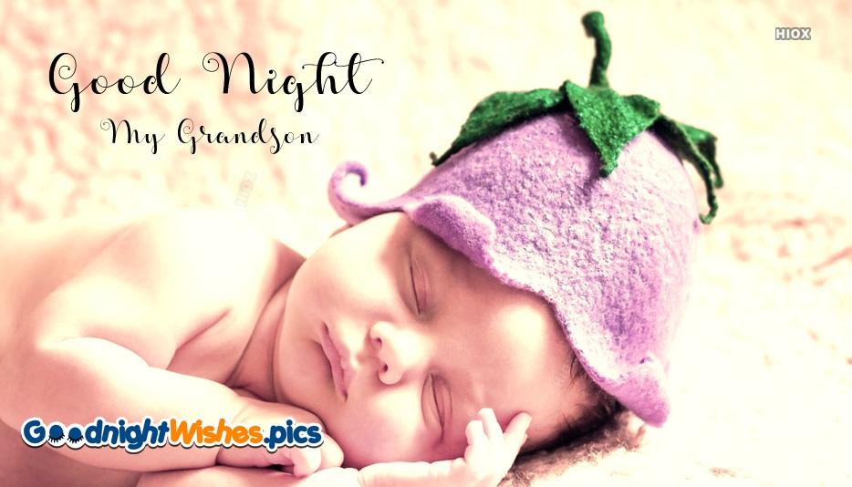 Good Night My Grandson