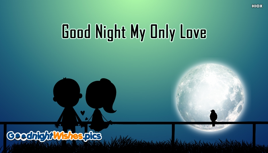 Good Night Wishes for Future Wife
