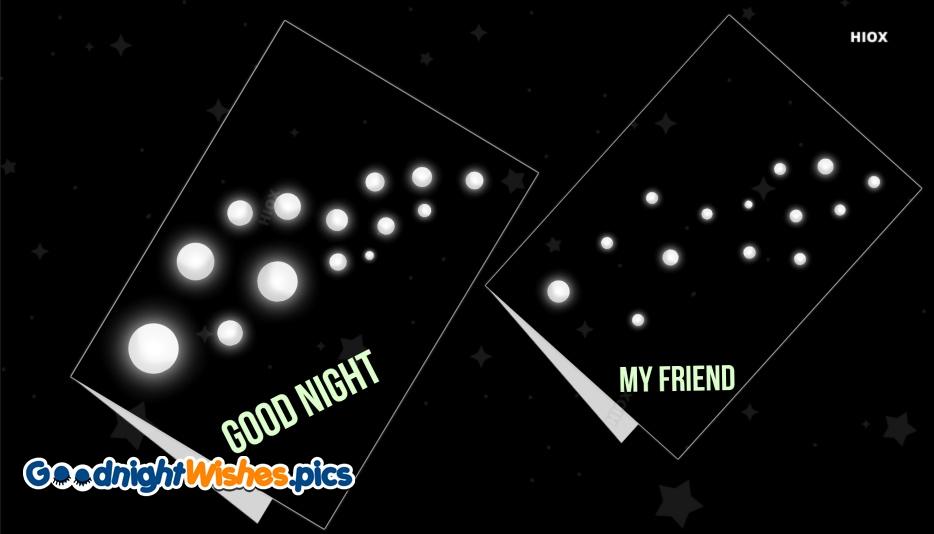Good Night My Old Friend