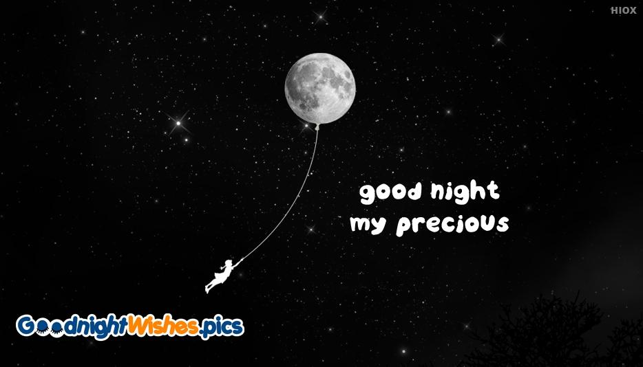 Good Night My Precious