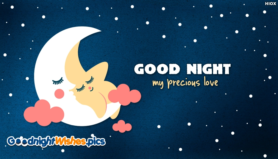 Good Night My Precious Love