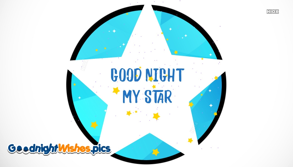 Good Night My Star Image