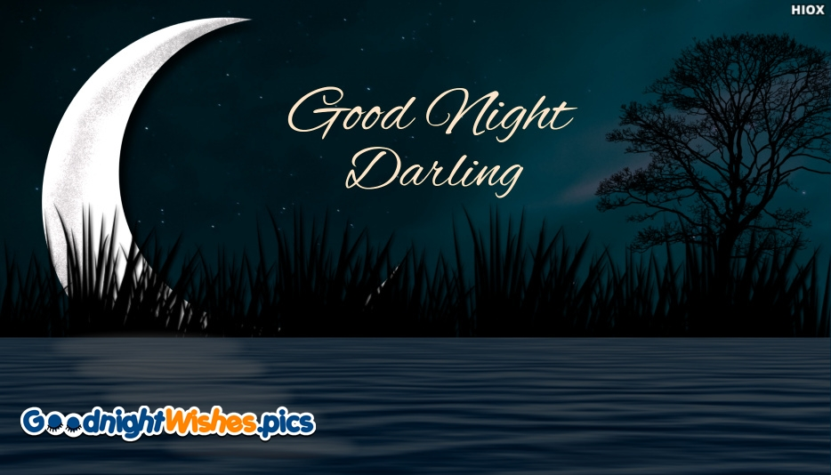 Good Night My Sweet Darling