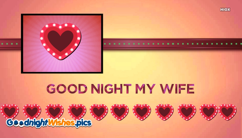 Good Night My Wife