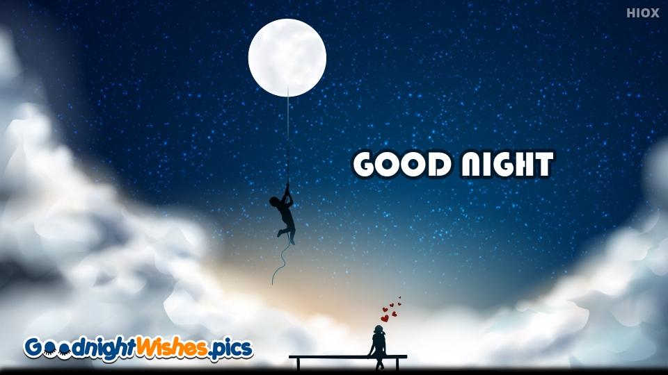 Good Night New Wallpaper