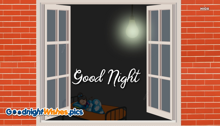 Good Night Kids Images