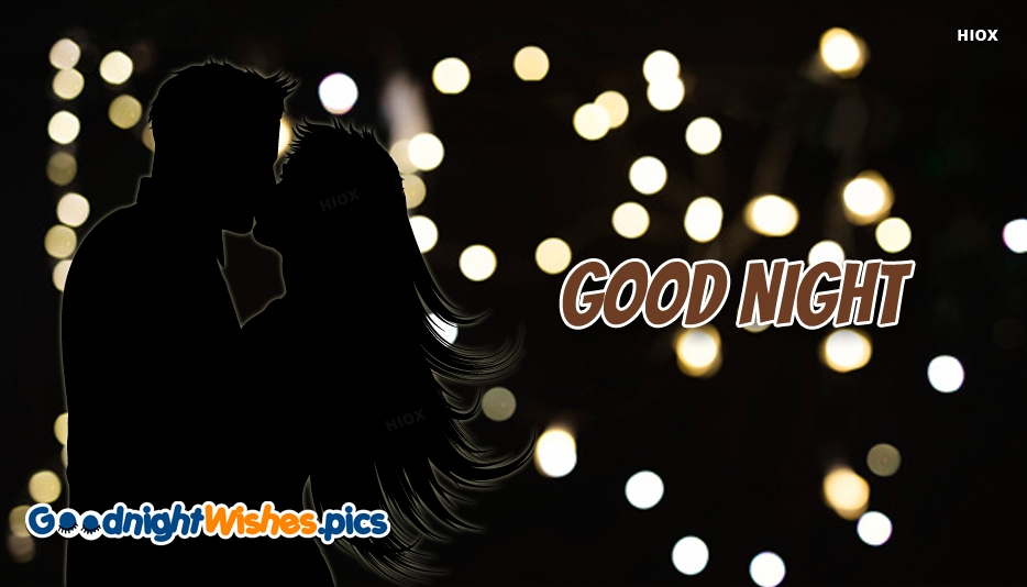 Good Night Pictures Of Couple