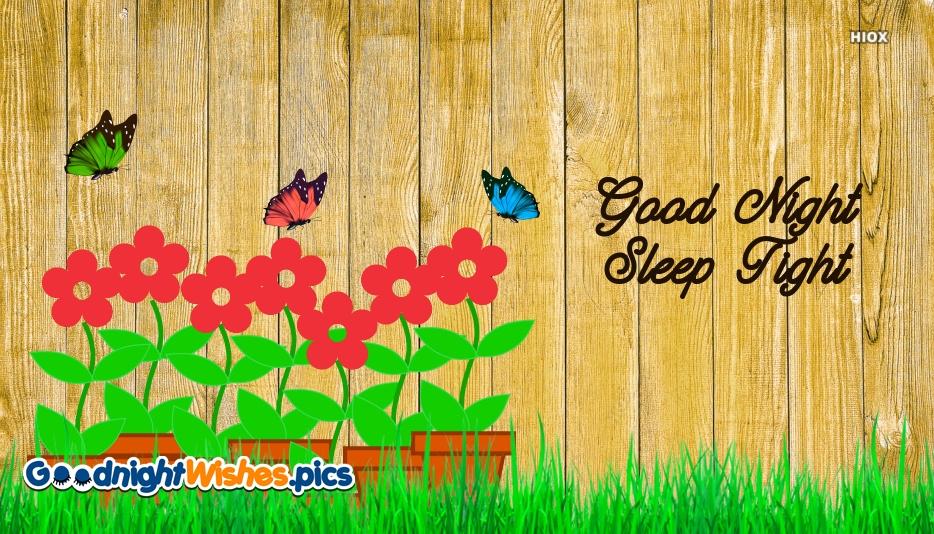 Good Night Sleep Tight Images
