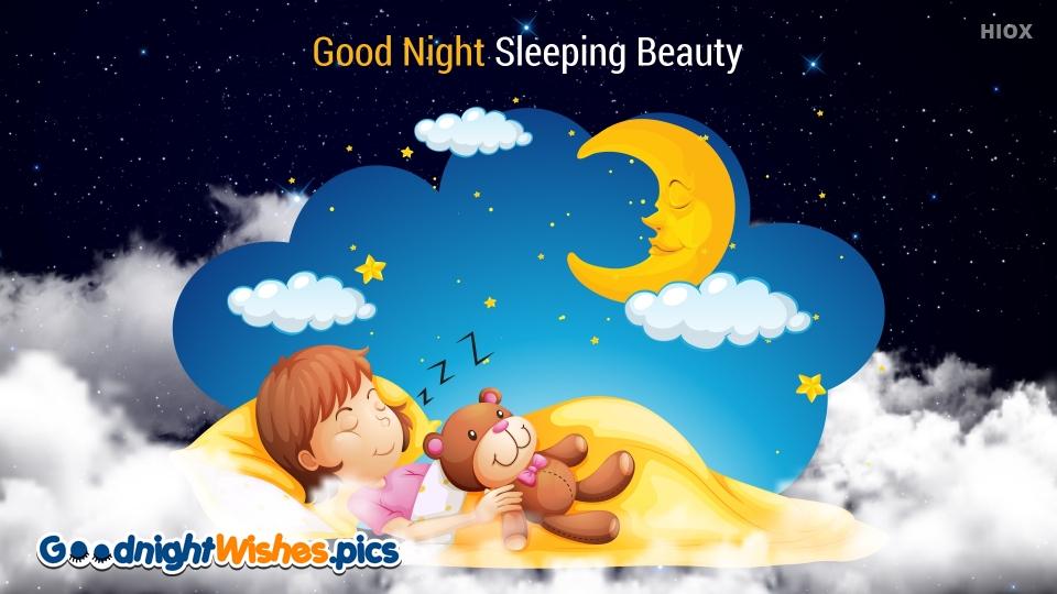 Good Night Sleeping Beauty!