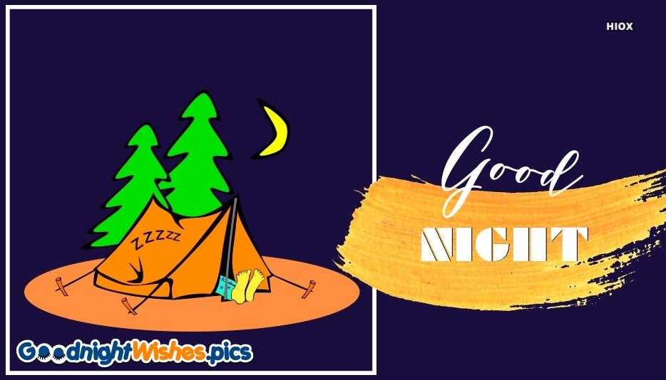 Good Night Sleeping Picture