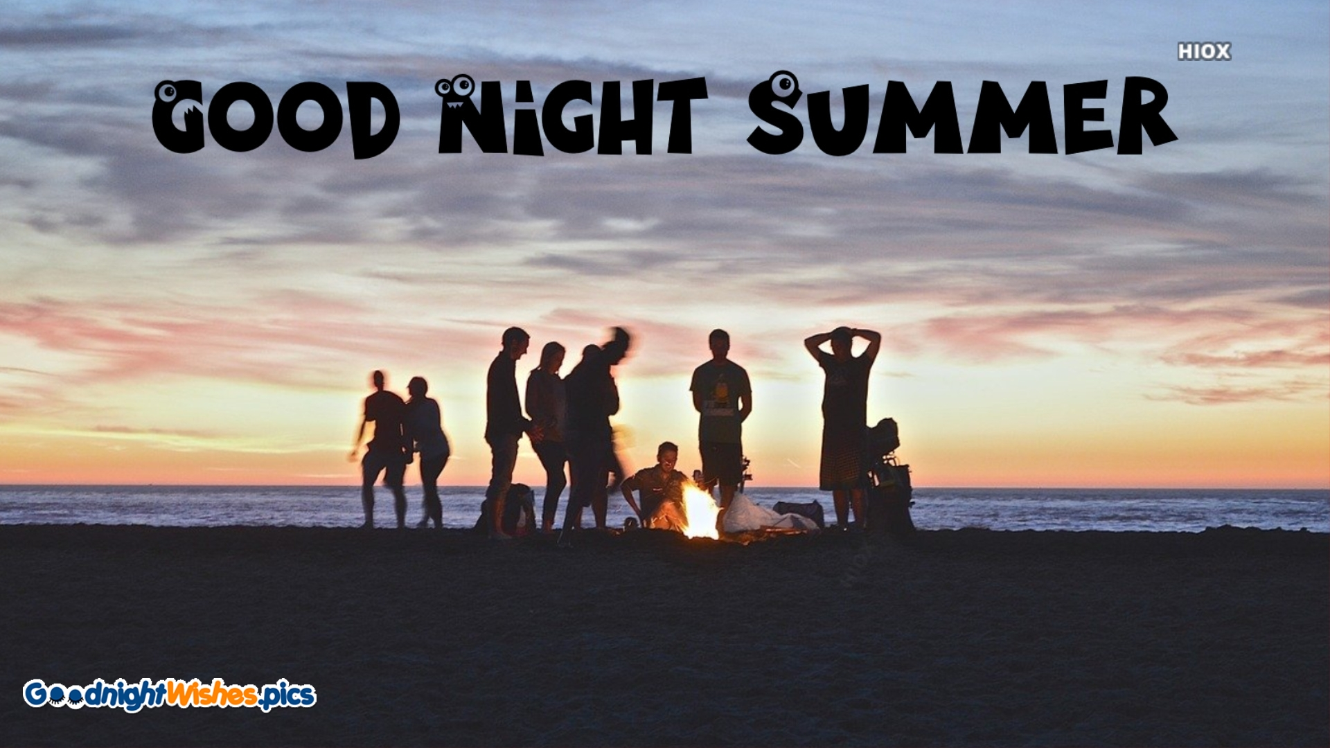 Good Night Summer Image