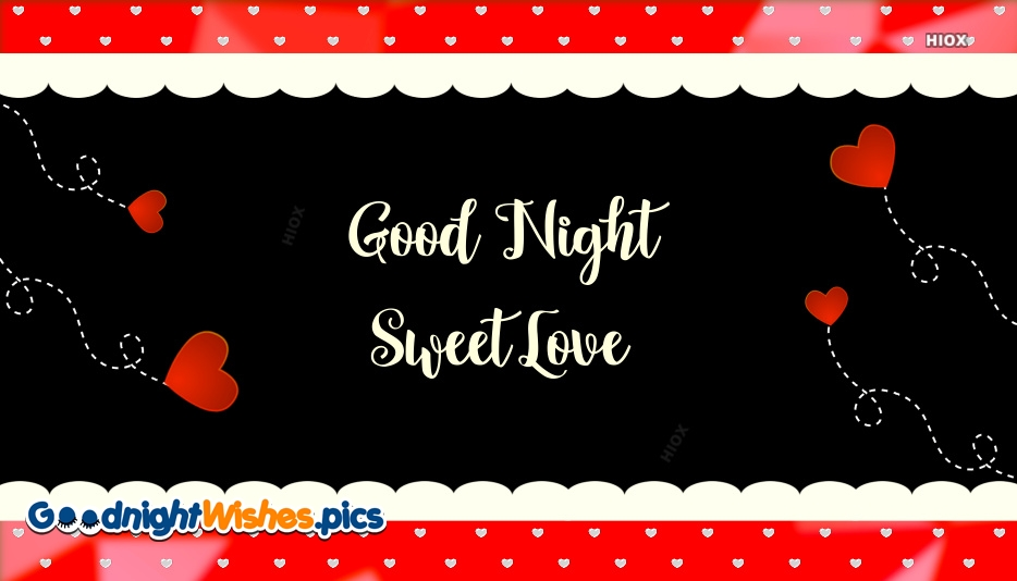 Good Night Wishes for Boyfriend