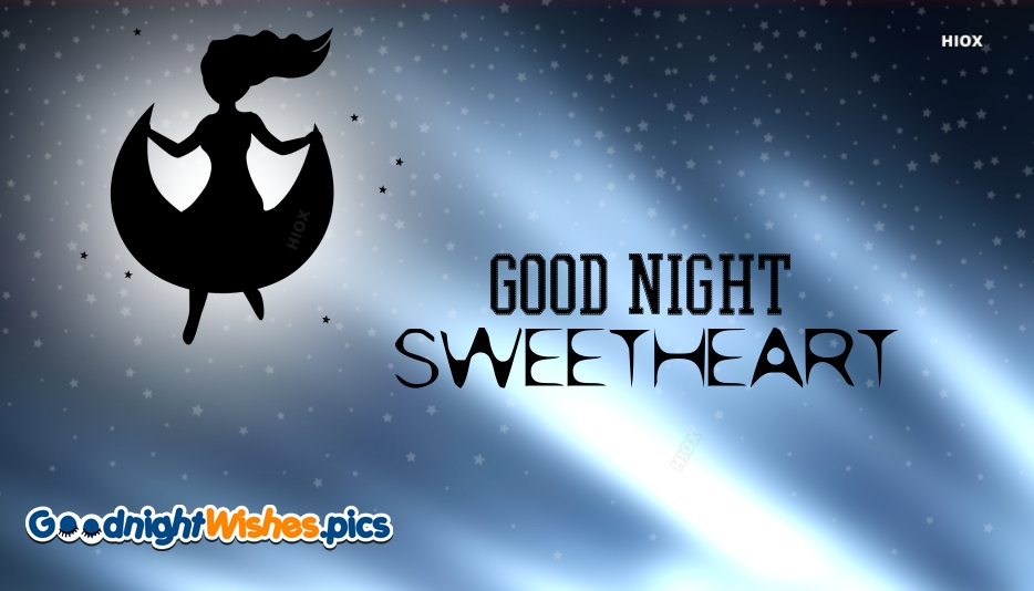 Good Night Sweetheart