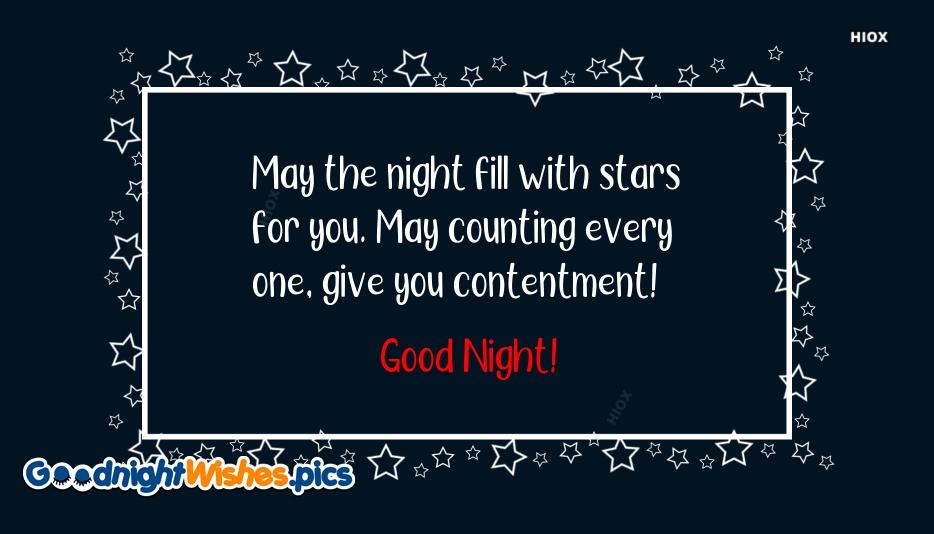 Good Night Whatsapp Message