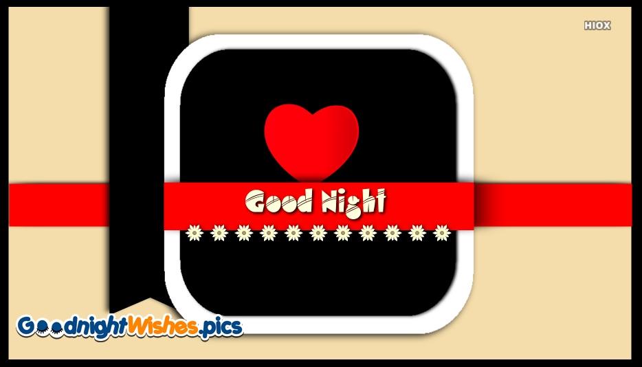 Good Night Whatsapp Status Image