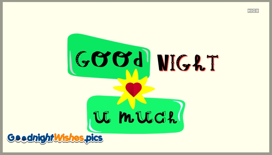 Good Night Whatsapp Status Image