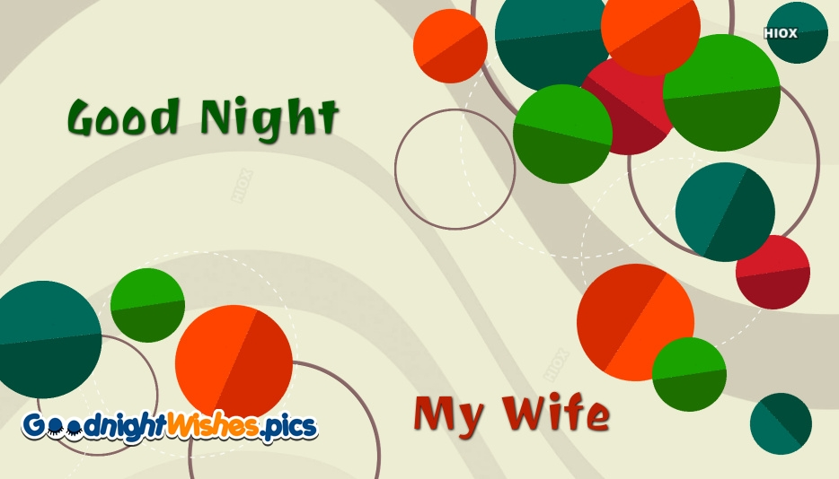 Good Night Wishes Images For Life Partner