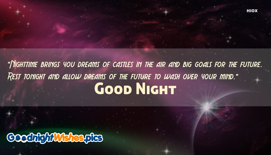 Good Night Wishes For Everyone